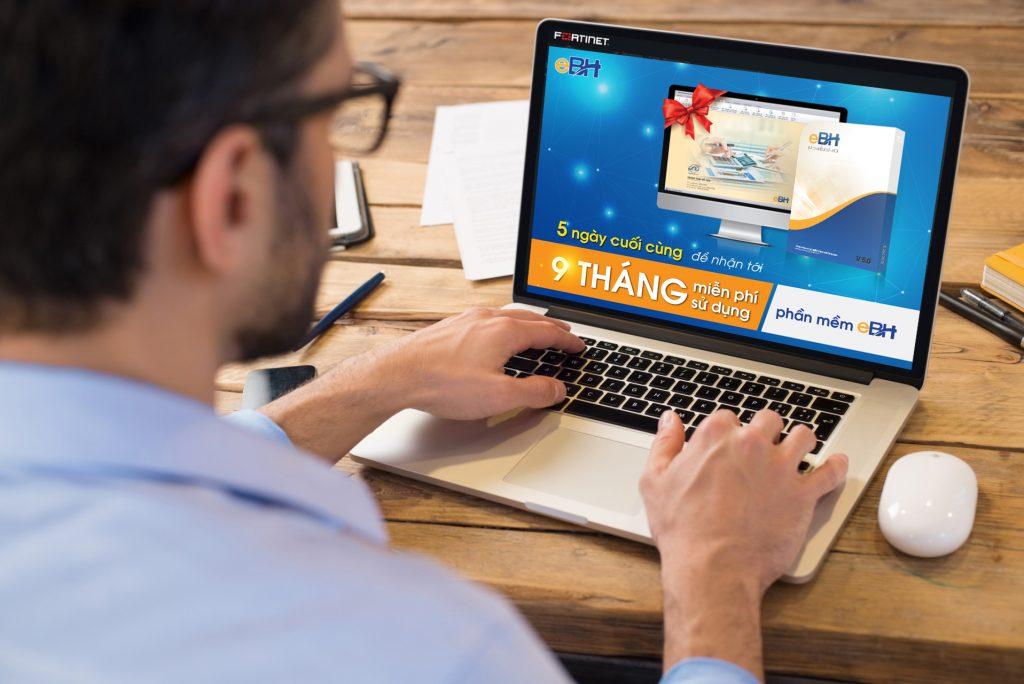 Ứng dụng phần mềm bảo hiểm xã hội điện tử