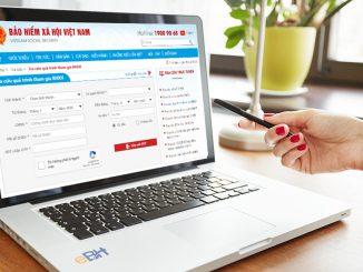 tra cứu quá trình tham gia bảo hiểm xã hội qua mạng