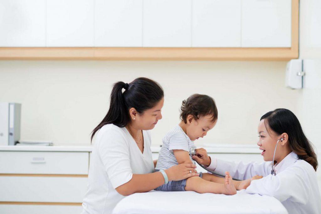 thẻ BHYT cho trẻ dưới 6 tuổi được cấp miễn phí
