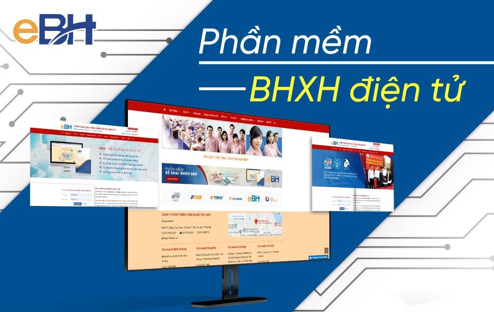 Phần mềm hỗ trợ kê khai bảo hiểm xã hội eBH là giải pháp được nhiều doanh nghiệp lựa chọn